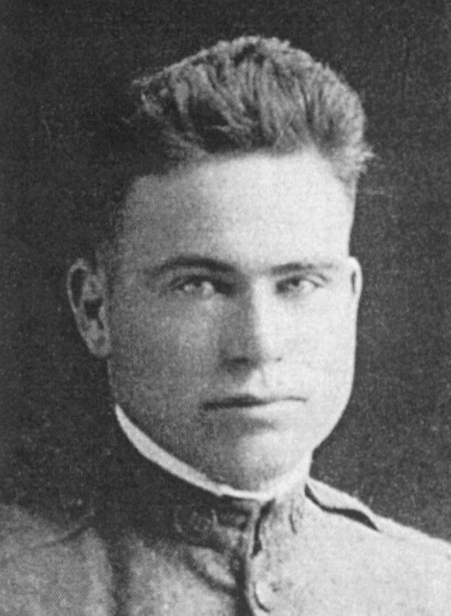 Clyde Romney Brown c. 1917; age 23